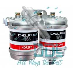 """22D1064 Filter Assembly 1/2 UNF Double"""""""