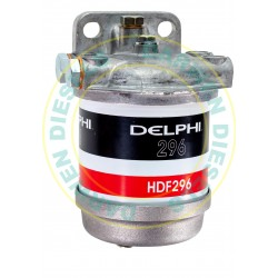 """22D1017 Filter Assembly Single 1/2 UNF with Aluminium Base"""""""